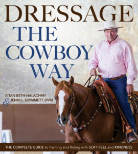 cowboy on Quarter Horse Cowboy Dressage Western Riding