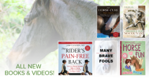 Brown horse head new horse books and videos