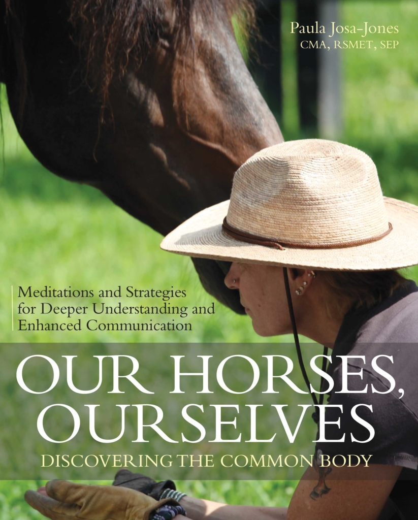 woman and horse Our Horses Ourselves book