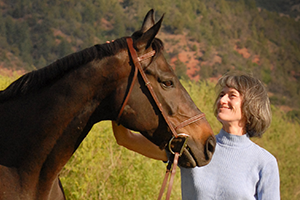 Janet Jones, PhD, neuroscientist, horse trainer, author