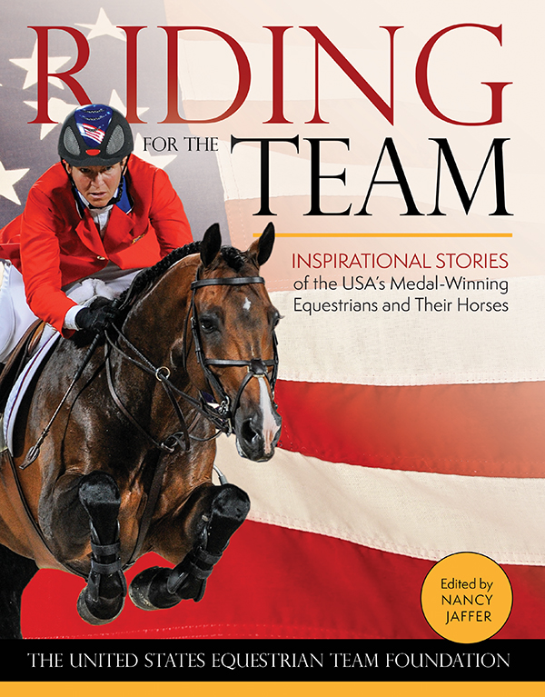 Beezie Madden on Authentic Olympian horse book