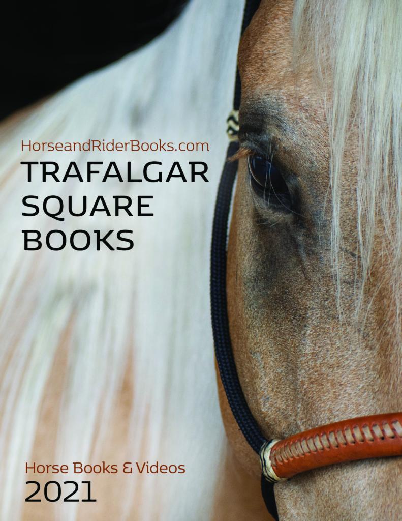 Palomino horse catalog cover