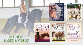 dressage horse books